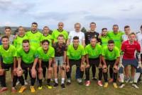 футбол в Трускавці