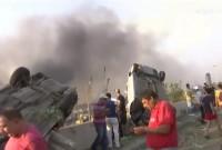 вибух в Бейруті