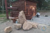У Бориславі створюють неймовірний арт-об'єкт