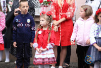 першокласники Дрогобича