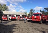 пожежники Східниці