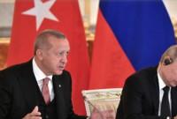 """в Туреччині заарештовано 6 """"шпигунів"""" """"Газпрому"""" на тлі загострення війни в Карабасі"""