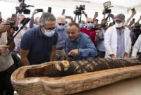 У Єгипті знайдено унікальне поховання 59 мумій