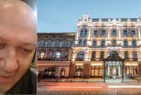 Скандальний бізнесмен заявив про напад охоронців «Гранд готелю»