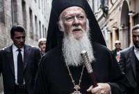 Вселенський патріарх Варфоломій присвятив проповідь жертвам Голодомору