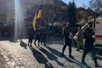 У Львові попрощались із загиблим