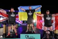 Українець став найсильнішою людиною планети