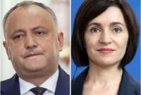 У Молдові підрахували 100% бюлетенів