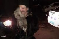 Поліція затримала дрогобичанина, який відрубав пальці пам'ятнику Івану Павлу ІІ