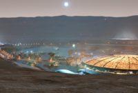 місто на Марсі