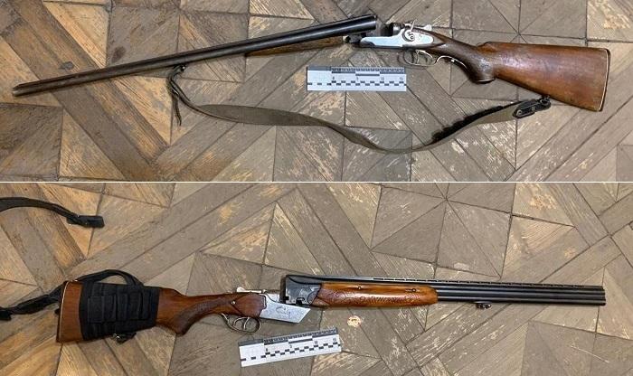 незареєстрована зброя