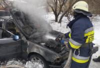 згорів автомобіль