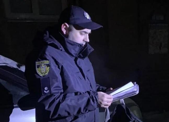 вибух в Дрогобичі