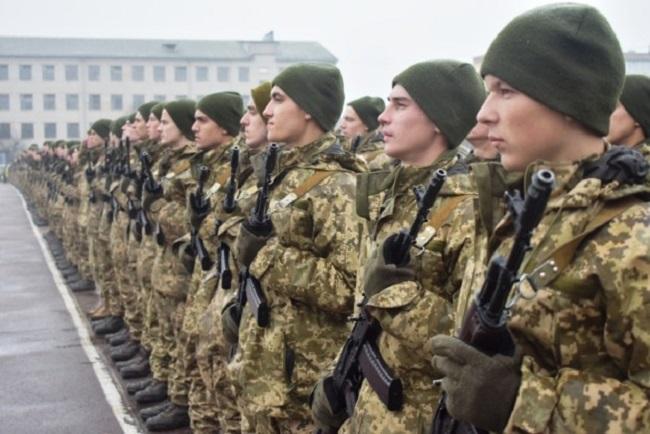 призов на військову службу