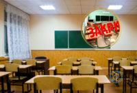 закриття шкіл