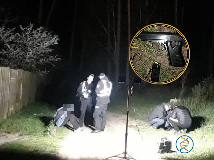 Стрілянина на Львівщині